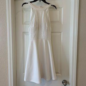 Fashion to Figure 1 White Dress